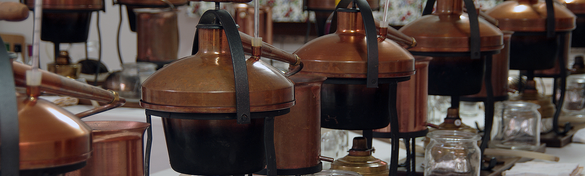 Distillation of Alcohol & Spirits at Home