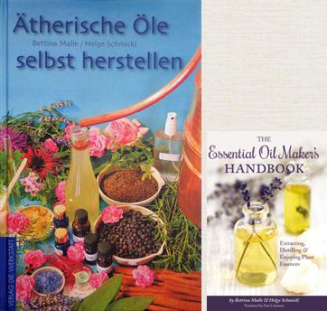 Ätherische Öle selbst herstellen