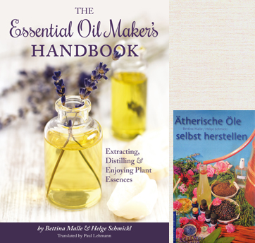 The Essential Oil Maker's Handbook