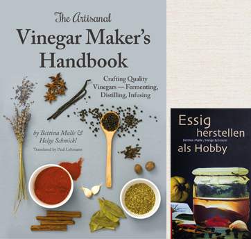 The Artisanal Vinegar Maker's Handbook