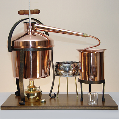 Small Copper Moonshine Stills to Buy: Alcohol Stills Classic