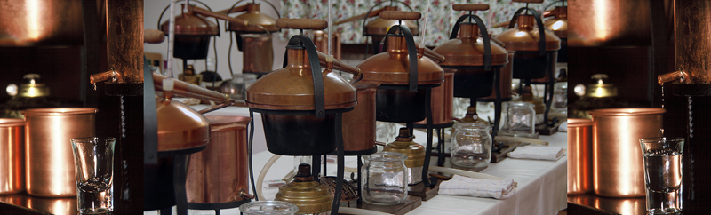 Hands-On Workshops - Distilling Alcohol Courses: Learn How to Distill Alcohol at Home - Work with a Copper Pot Still by Yourself