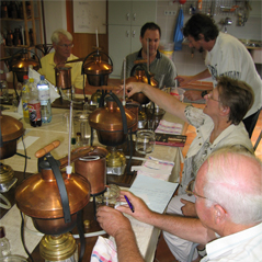 Workshop: Distilling Schnapps